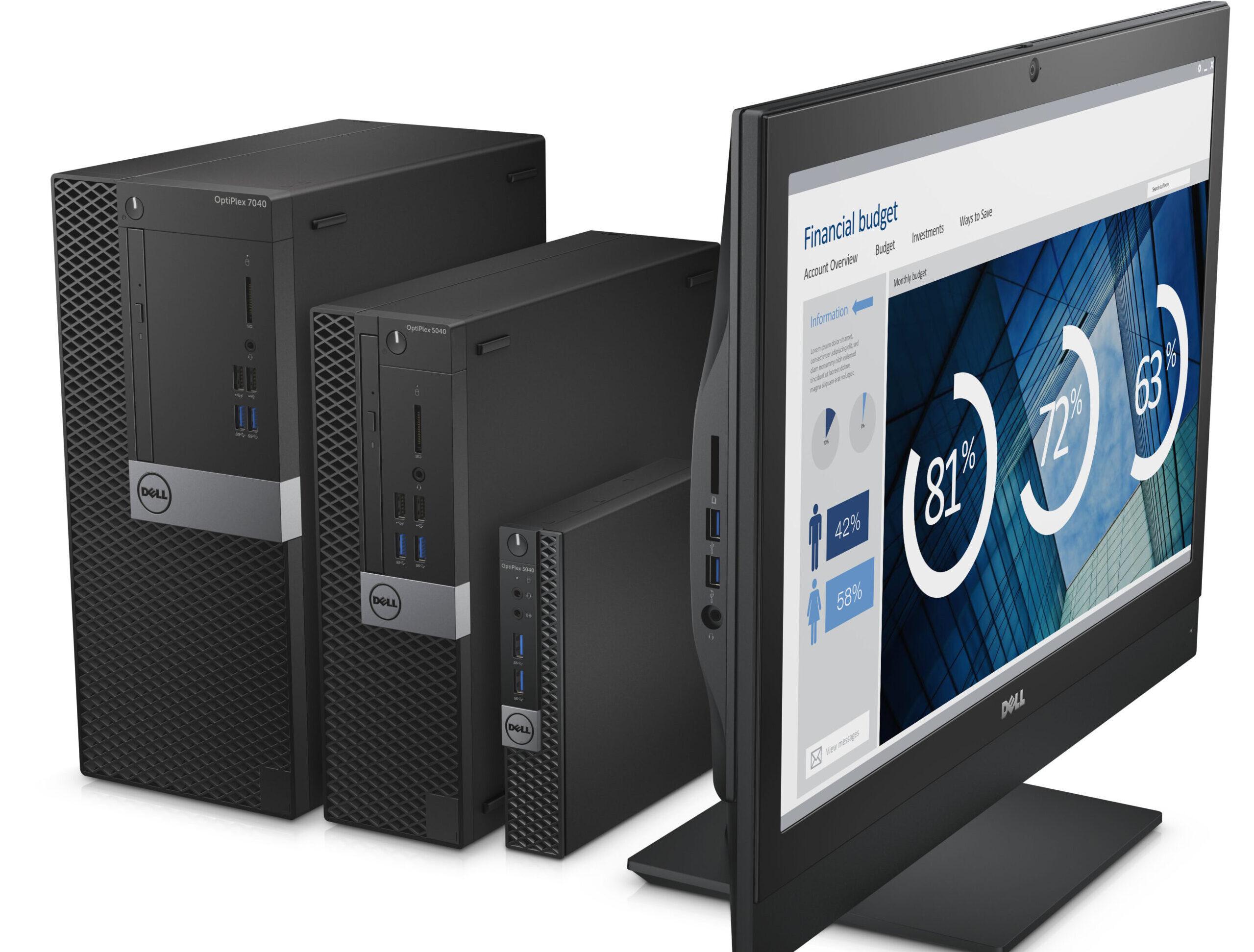 Dell Desktop Setup